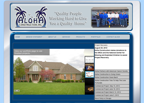 Aloha Construction Inc.
