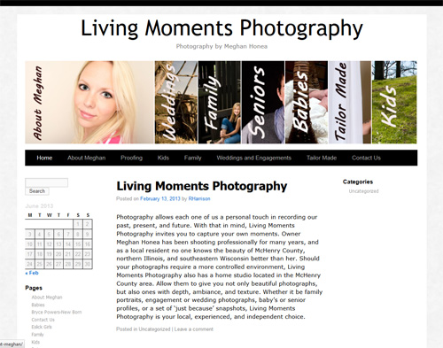 Living Moments Photography